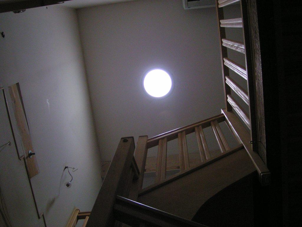 Puit de lumière Velux